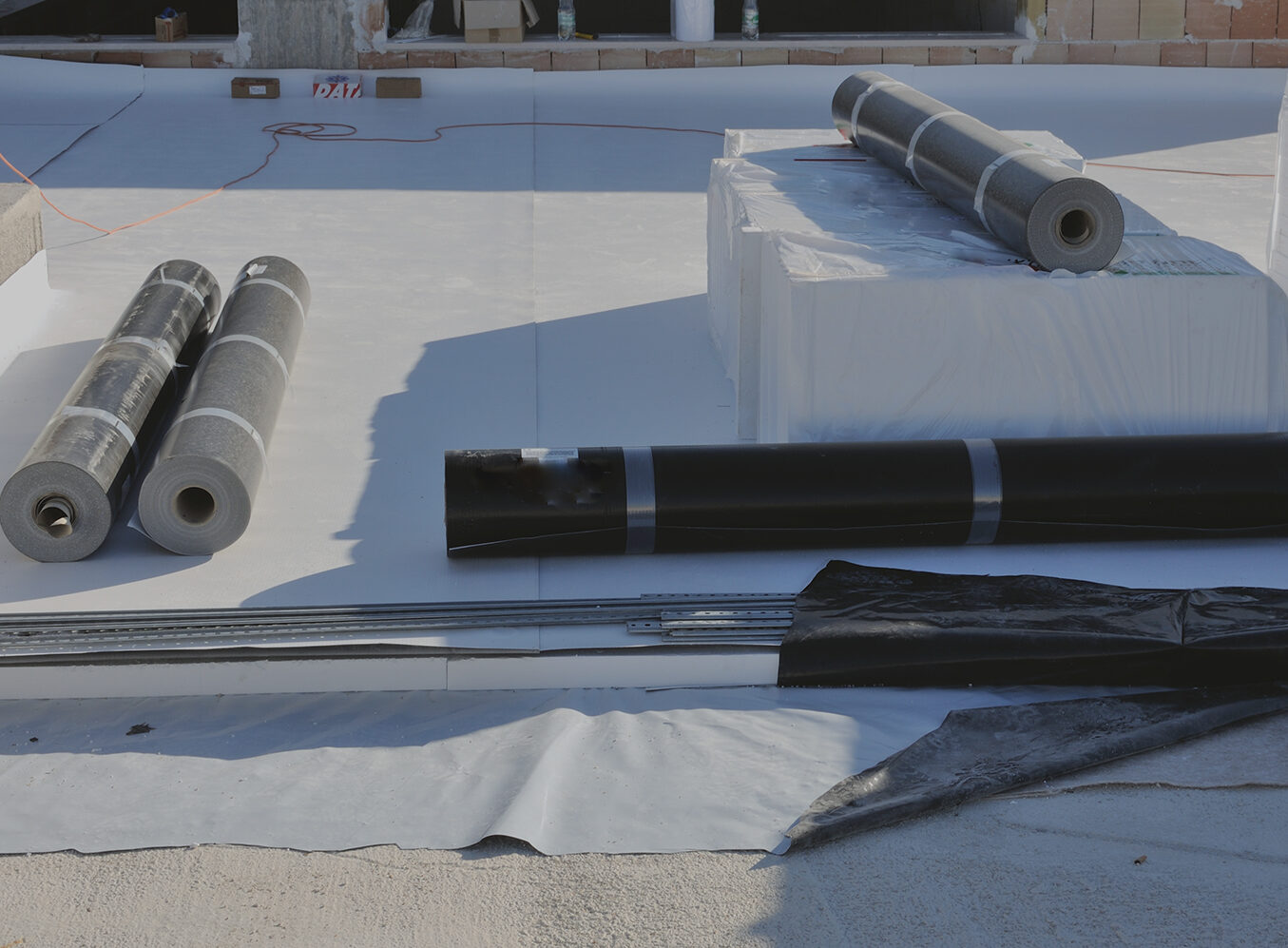 Cold Applied Coating – C & R Roofing Services